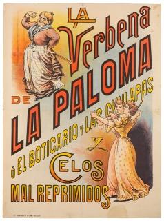 La verbena de la Paloma.