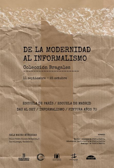 De la modernidad al informalismo. Colección Bragales