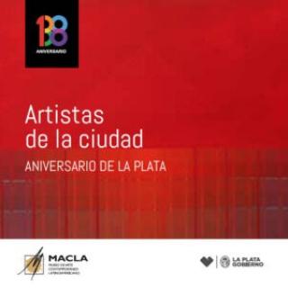 Artistas de la ciudad, aniversario de La Plata