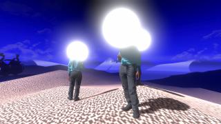 El mensaje ha sido eliminado, Santiago Carlomagno, Modelado 3D y animación, 2020 — Cortesía de Espacio Pla