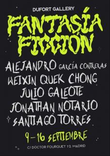 Fantasía/Ficción