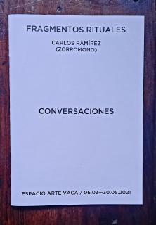 """""""FRAGMENTOS RITUALES - CONVERSACIONES"""""""