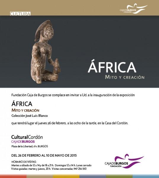 África. Mito y creación