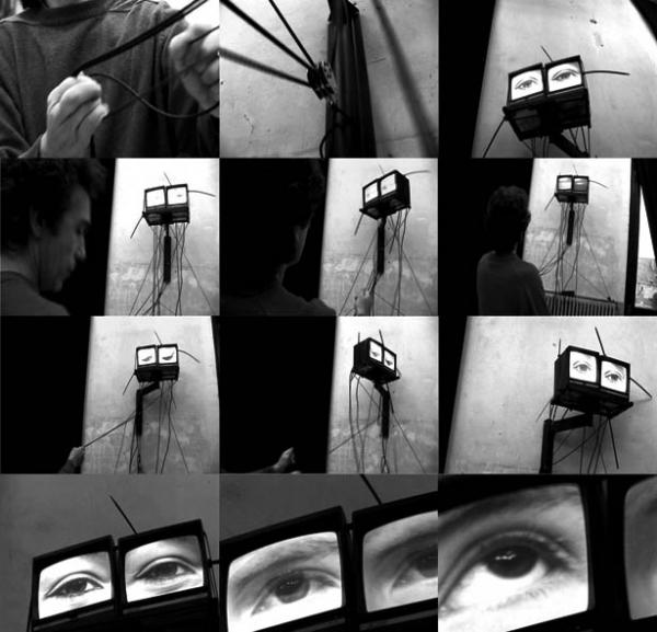 Zaven Paré, Marionnette cathodique, 2007