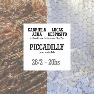 Gabriela Acha / Lucas Desposito