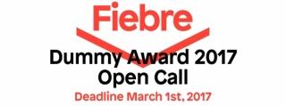 Fiebre Dummy Award
