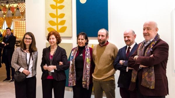 Nimfa Bisbe, Maria de Corral, Pilar Forcada, Antonio Ballester, Carlos Urroz, Marcel Pascual