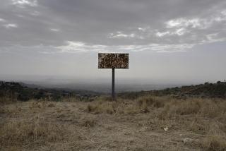 Willie Doherty, Between Viznar and Alfacar, 2018 – Cortesía de la galería Moisés Pérez de Albéniz