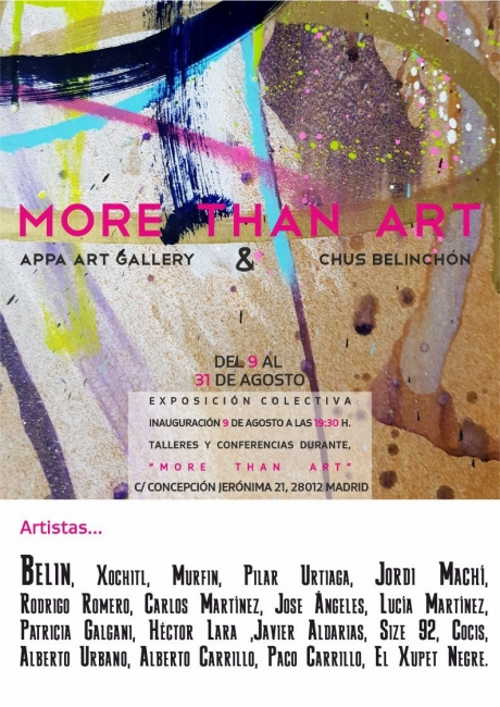 More than art