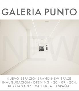 Nuevo espacio de la galería
