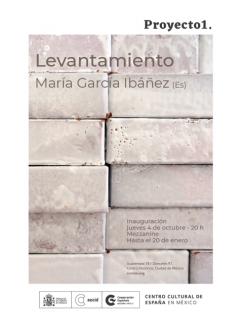 Levantamiento. Imagen cortesía María García Ibáñez