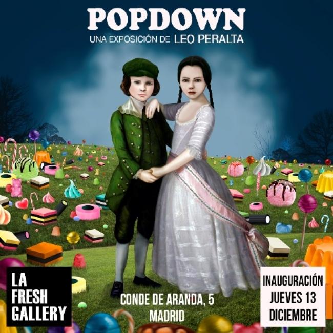 Leo Peralta. Popdown