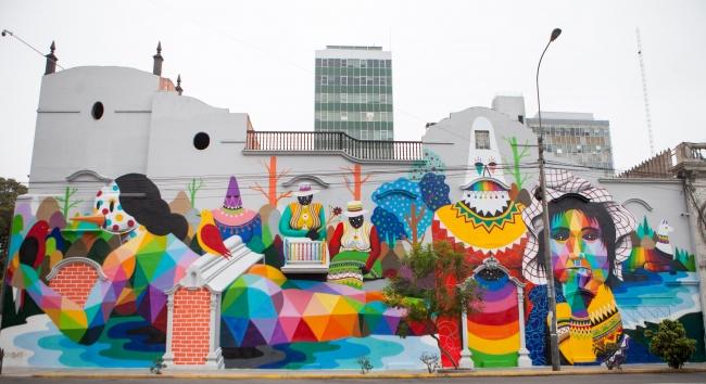 Arte ventilado: Okuda San Miguel