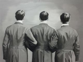 Cristina Toledo, The Sisson Brothers — Cortesía de la Galería Javier Silva