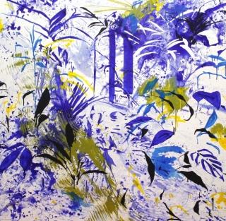 Abismar — Cortesía de la Fundación Canaria para el desarrollo de la Pintura (FCDP)