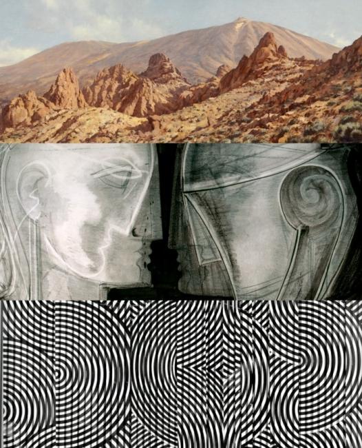 Paisaje - Identidad - Lenguaje. Colección CajaCanarias
