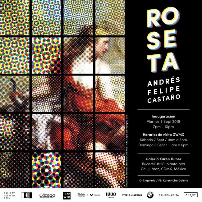 Andrés Felipe Castaño. Roseta