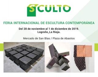 Sculto. Feria Internacional de Escultura Contemporánea