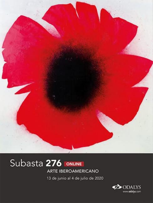 Subasta 276 Arte Iberoamericano