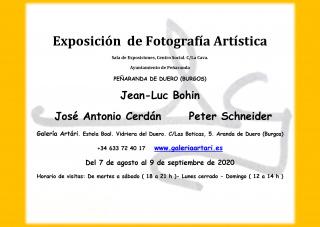 """Exposición de Fotografía Artística """"Otra mirada"""""""