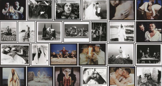 Derek Jarman. The Garden. Película, 1990. Fotogramas de la película. Cortesía y © Basilisk Communications Limited