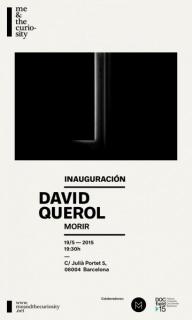 David Querol, Morir