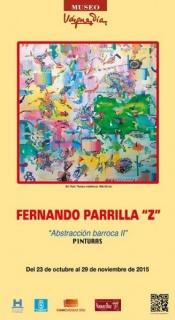 Fernando Parrilla, Abstracción barroca II