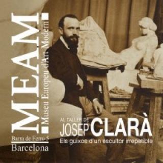 Al taller de Josep Clarà. Guixos d'un escultor irrepetible