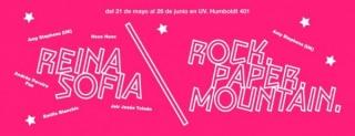 Reina Sofía / Rock. Paper. Mountain