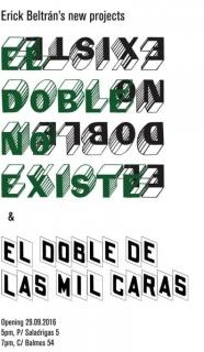El doble no existe/el doble de las mil caras