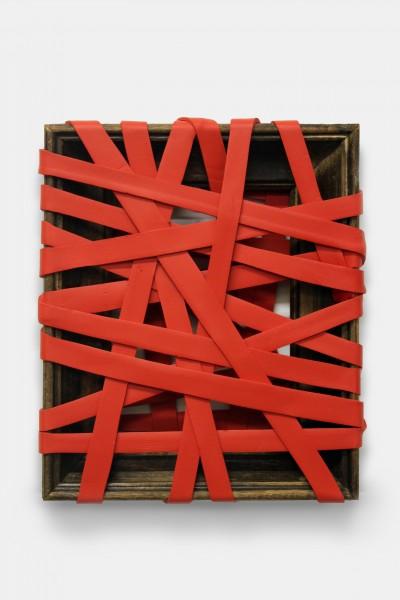 Pablo Carpio, bound(red).Exposición en Petit Palace