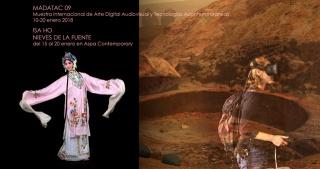 Madatac 09: Isa Ho y Nieves de la Fuente en Aspa Contemporary