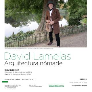 Arquitectura nómade. Imagen cortesía Henrique Faria Buenos Aires