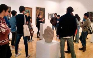 Conversaciones sobre mediación y museos: identidades en diálogo. Imagen cortesía Banco de la República Colombia