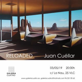 Juan Cuéllar — Cortesía de la Galería Cuatro