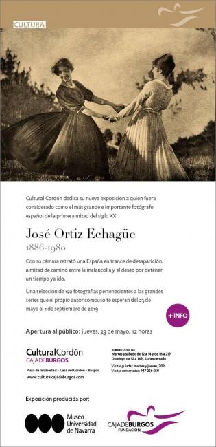 José Ortiz de Echagüe 1886-1980