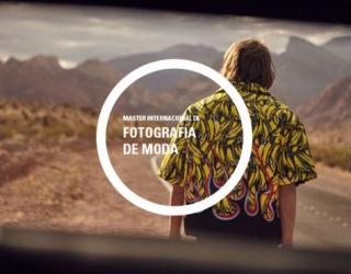 MÁSTER INTERNACIONAL DE FOTOGRAFÍA DE MODA