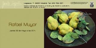 Rafael Muyor: emergencias vegetales