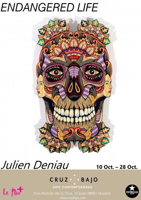 Julien Deniau. Endangered life