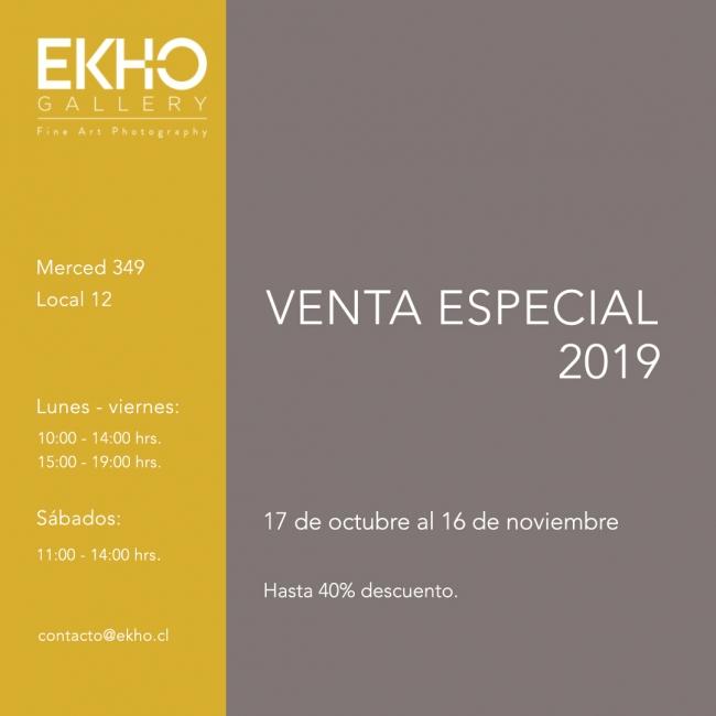 Venta Especial 2019