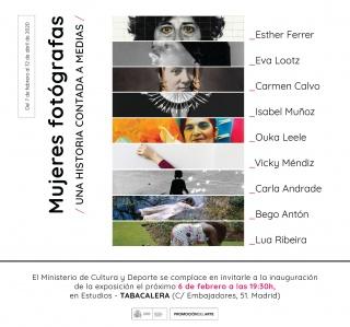 Mujeres fotógrafas. Una historia contada a medias