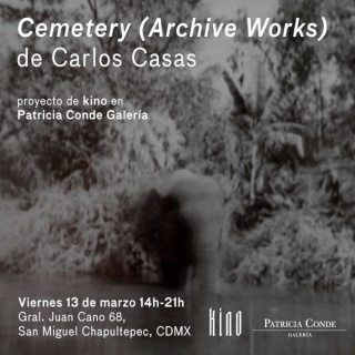 Carlos Casas. Cemetery (Archive Works)