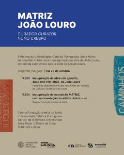 João Louro. Matriz