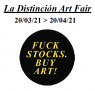 Convocatoria a participar en LA DISTINCIÓN - Fuck stocks, buy art!