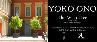 The Yoko Ono Wish Tree