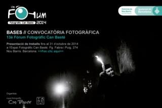 XIII Forum Fotografic Can Basté