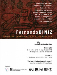 Fernando Diniz, Desenhando tanta coisa, vai se descobrindo tudo...