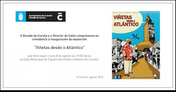Viñetas desde o Atlántico