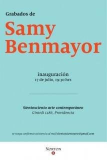 Samy Benmayor