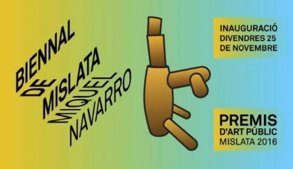 Biennal de Mislata Miquel Navarro